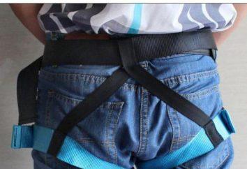 Installer Belt – garantia de segurança ao executar o trabalho em altura