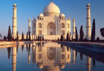 Taj Mahal: une histoire comme une légende