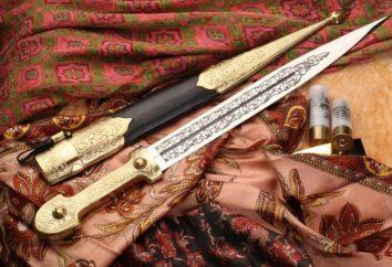 fabricants russes de couteaux: noms de sociétés, noms d'artistes, types de couteaux