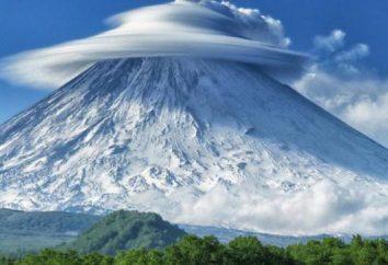 Vulcão Koryakskaya: descrição, história. Vulcão em Kamchatka