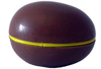 Ovo com uma surpresa – um conjunto de chocolate