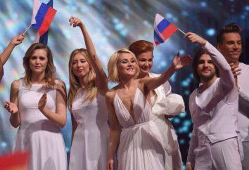 Les participants de « Eurovision » de la Russie toutes les saisons, pour toutes les années: une liste