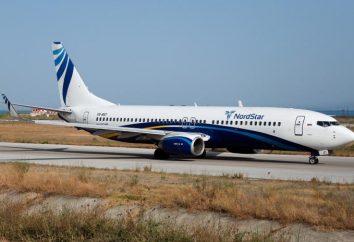 Nordstar avión aerolíneas: ventajas y desventajas