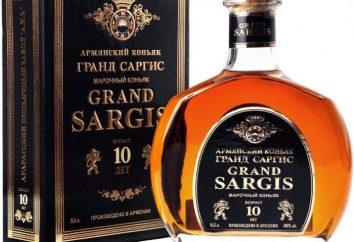 "Cognac ""Sargis"" – gratka dla smakoszy"