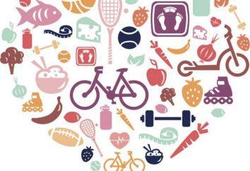 La rutina diaria de estilos de vida saludables: la base del modo correcto del día