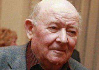 Konstantin Vanshenkin. La vie pour les personnes