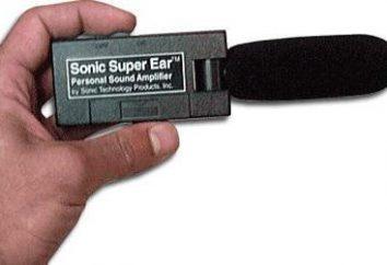 microfono direzionale per la distanza intercettazioni