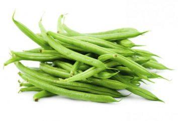 Billets na zimę z zieloną fasolą i warzywami: przepisy kulinarne z fotografiami