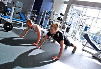 O programa de exercícios correto na academia