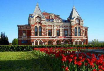 Samara Academic Drama Theater. Gorky: l'histoire, le répertoire, la troupe, la billetterie