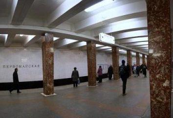 """Storia della stazione della metropolitana """"May Day"""""""