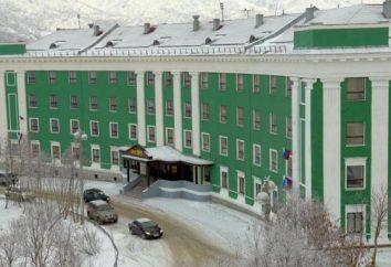 "Hôtel ""Severnaya"" (Kirovsk, Murmansk region): photos et commentaires"