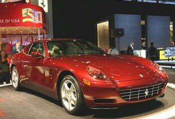 Chic cruiser Ferrari 612 Scaglietti