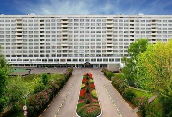 Ville clinique Hôpital 83 dans le Krasnogvardeyskaya