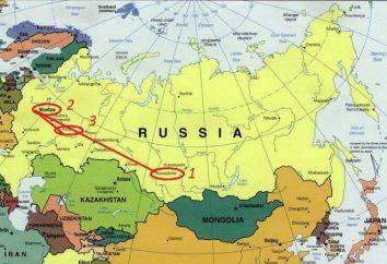 Porady Travel: Jak latać z Nowosybirska do Moskwy?