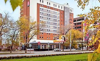 Hôtel « Ibis » (Samara) – un hôtel 3 étoiles confortable pour les voyageurs d'affaires