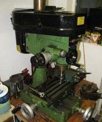 Cómo hacer una máquina de perforación con sus propias manos?