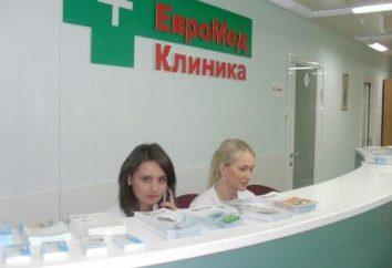 Evromedklinika in Novosibirsk: Adresse, Telefonnummer, Bewertungen