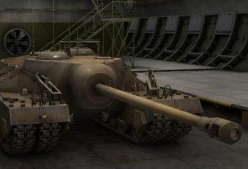 T 95 – Tanque Destroyers: história, fotos, uso do combate