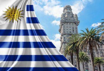 Coat-Flag und Uruguay