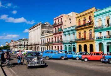 La Havane: les hôtels, les subtilités de choix