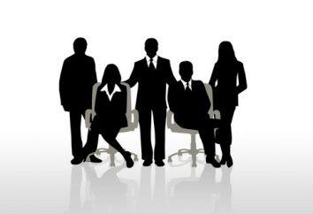 """Eine neue Spezialität – """"Human Resource Management"""". Professionelle Umschulung, Universitäten, Berufsaussichten"""