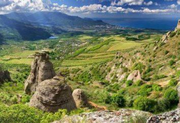Valley Ghost en Crimée (Alushta)