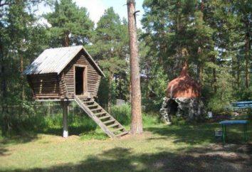 """Centro ricreativo """"Torre"""" (Kichigin) – attività ricreative paese nella foresta"""