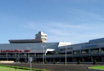 Karaganda (Airport): historia, stan obecny