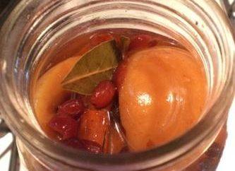 home-made original. maçãs em conserva: a receita para a receita