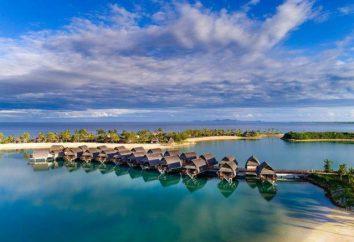 13 bungalows más agradable en el agua en todo el mundo