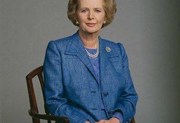 Żelazna Dama z brytyjskiej polityce Margaret Thatcher: biografia, działalność polityczną i ciekawostki