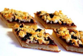 Ricetta per pasta frolla e marmellata. ricetta biscotto con marmellata per bambini e adulti (foto)