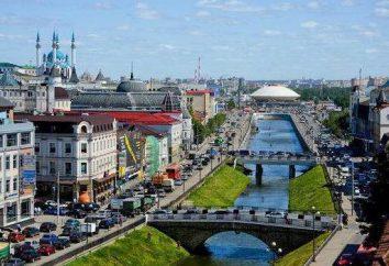 Kazan: Piazza della Libertà