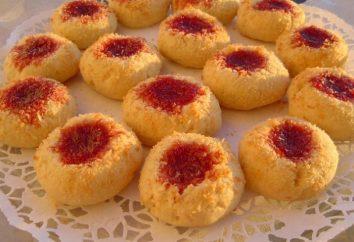Biscoitos kurabe: Receita