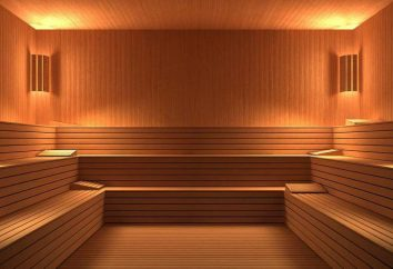 Il pavimento nella stanza del vapore: la scelta dei materiali, dispositivo. a vapore di finitura