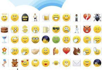 """Ukryte emotikony skype. Wszystkie tajne emotikony """"Skype"""""""