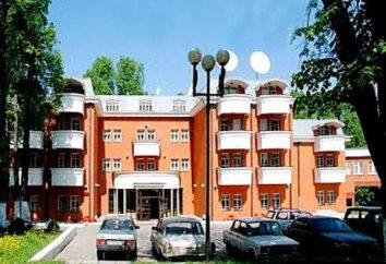 """Sanatorium """"Prioka"""" (region Ryazan): programy terapeutyczne, centrum fitness, masaże"""