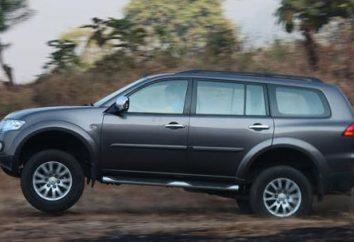 Przegląd SUV Pajero Sport