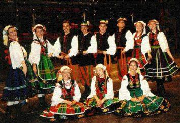 Polacco danza popolare: nome, descrizione, storia e tradizioni