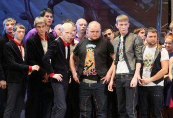 "Krasnoyarsk équipe ""Bad Company"" (KVN). Membres de l'équipe"