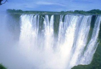 Victoria Falls di lusso