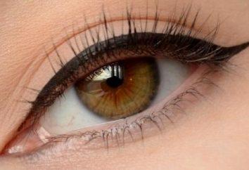 Cómo dibujar un delineador de ojos flecha? Hacemos hermosos ojos