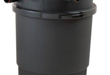 Oczyszczanie filtrów mechanicznych. Rodzaje filtrów instrukcji