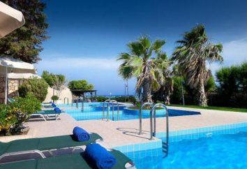 Blue Bay Beach Hotel 4 * (Grecja, Rodos): opis hotelu, usługi, opinie