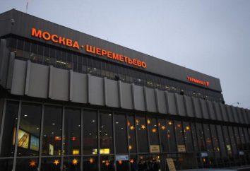 Wykaz portów lotniczych w Moskwie: pasażer, test, wojskowych