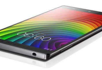 Lenovo Vibe Z2 Pro (K920): opiniones, especificaciones, firmware