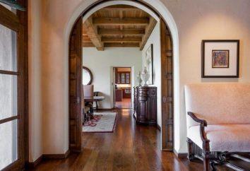 Łukowate drzwi – elegancja i styl we wnętrzu