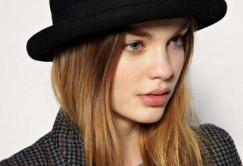 Cappelli da donna feltro: la sua specie, cosa indossare, come guardare, dove memorizzare