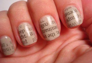 Idee semplici per manicure a casa